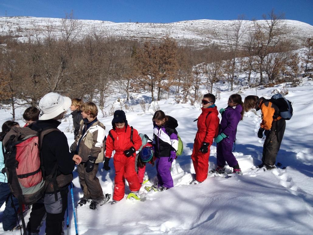 chalenge trappeur des neiges