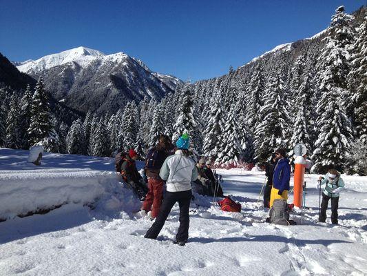 challenge trappeur des neiges